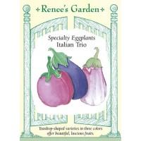 Eggplant - Italian Trio