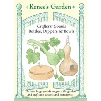 Gourd - Crafter's Grourds - Bottles,Dippers & Bowls