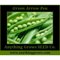 Pea - Green Arrow - Organic