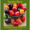 Pepper - Sweet  - Bangles Blend - Organic