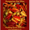 Pepper - HOT - Hungarian Hot Wax - Organic