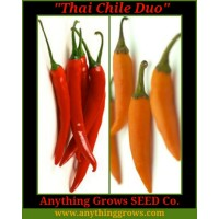 Pepper - HOT - Thai Chile Duo