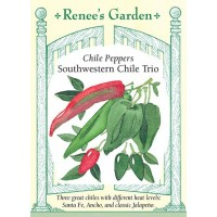 Pepper - HOT - Southwestern Chile Trio