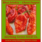 Pepper - HOT - Ghost - Bhut Jolokia