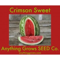 Melon - Watermelon - Crimson Sweet - Organic